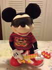 Rock Star Dancing Mickey Mouse