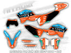 NitroMX Graphic Kit for KTM EXC EXC-F 125 250 300 450 530 2008 2009 2010 2011