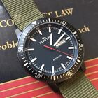 Fortis Official Cosmonauts Day Date Automatic Men's Swiss Watch