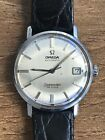 Vintage 1960s Omega Seamaster DeVille Automatic Men's Watch - All Original