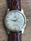 Vintage Omega Seamaster Automatic Men's Watch – Gold Capped w/ Nice Patina