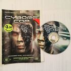 Cyborg Cop DVD 2004 ExRental ACTION No Case Disk  Sleeve ONLY