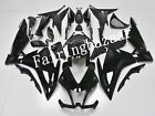 Fit for 2010-2015  Aprilia RSV4 1000 Solid Black ABS Injection Fairing Kit