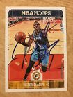 Victor Oladipo Hand Signed Autographed 2017-18 Panini Hoops Card Indiana Pacers