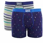 SAXX 2-PACK VIBE EVERYDAY BOXER BRIEF SXPP2V-ANB IN 2XL