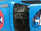 RICHARD PETTY AUTOGRAPHED NASCAR DIECAST 43 25TH ANNIVERSARY STP 1 24 SCALE