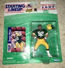 REGGIE WHITE / GREEN BAY PACKERS 1997 NFL Starting Lineup Action Figure