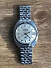 Vintage 1960s Longines Ultra-Chron Automatic Men's Watch - Orig. Steel Bracelet