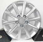 16x65 5x1143 Wheels Rims fits Toyota Camry Set of 4 Silver NEW