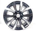 17x7 5x1143 Wheels Rims fits Honda Civic CR V Accord Set of 4 MACHINE BLACK