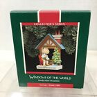 1989 Windows of the World #5 Germany Hallmark Christmas Tree Ornament MIB Price