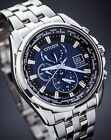 NEW Citizen Eco-Drive Men's AT9030-80L 44mm World Time Atomic Watch