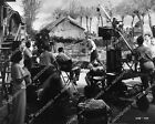 7047 009 candid director Max Ophuls Douglas Fairbanks Jr and crew on set film T
