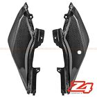 2007-2009 Aprilia Shiver 750 Rear Tail Side Seat Panel Cowl Fairing Carbon Fiber