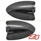 2007-2012 Hypermotard 796 1100 Rear View Mirror Covers Fairing Cowl Carbon Fiber