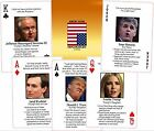 KNOW YOUR DEPLORABLES Playing Cards 1st Edition