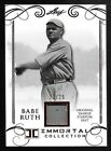 2017 Leaf Babe Ruth Immortal Collection Baseball Cards 16