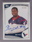 2010 Topps Football Rookie Premiere Autograph Guide 7