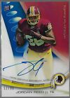 2013 Topps Platinum Football Rookie Autographs Short Prints and Guide 75
