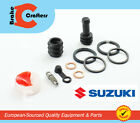 FOR 2003 - 2008 SUZUKI SV650A SV650S ABS - FRONT BRAKE CALIPER REBUILD SEAL KIT