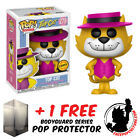 FUNKO POP HANNA BARBERA TOP-CAT LIMITED EDITION CHASE PIECE + FREE POP PROTECTOR