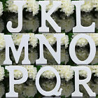 Thick Wooden Letters Alphabet Wedding Birthday Home Decorations Convenient