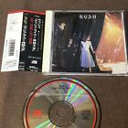 RUSH Exit...Stage Left JAPAN CD 1991 2nd issue AMCY-290 w/MMG OBI+PS BOOKLET