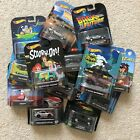 Hot Wheels Retro Entertainment Selection Back to the Future Simpsons Forza