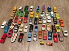 Lot of 55 Vintage 1972 2013 Diecast Hotwheels Matchbox Cars Collection E