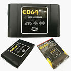 ED64 Plus Game Save Device 8GB SD Card Adapter for N64 Game PAL NTSC Multicart