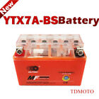 12V 7Ah YTX7A BS Gel Sealed Charge Battery Kasea Go Cart 150cc Moped ATV Scooter