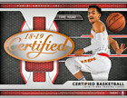 2018-19 Panini Certified Basketball Sealed Hobby Box PRESALE 11 14 18