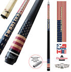 Champion Gator Pool Cue Stick with Low Deflection Shaft Pool Glove 314 taper