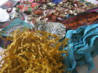 vintage  sewing trim, hand cut  applique,  and Lace for craft,. lot -15