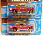 2018 HOT WHEELS 50TH ANNIVERSARY FAVORITES 55 CHEVY BEL AIR GASSER COLOR VARIANT