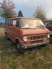 1973 Ford E-Series Van E260 below $400 dollars