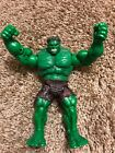 The Hulk Movie Action Figure 2003 Super Poseable Leaping 7 Marvel Toy Biz