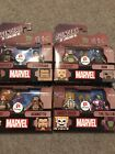 Walgreens Exclusive Marvel MiniMates AVENGERS of 1000000 BC Complete Set of 4