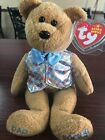 New TY Beanie Baby Dad 2006 The Bear Mint Tags