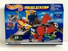 Vintage Hot Wheels Police Station Playset with car NEW Rare Version Collectable