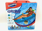 SwimWays Spring Float Recliner Lounger Swimming Pool Chair Lounge Easy Folding