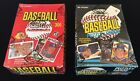 1984 1985 1986 1987 DONRUSS BASEBALL BBCE FASC WAX BOX FROM A SEALED CASE BOXES