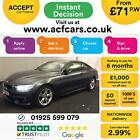 2015 GREY BMW 420D 20 190 M SPORT DIESEL MANUAL COUPE CAR FINANCE FR 71 PW