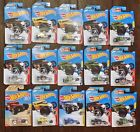 Lot of 15 Hot Wheels Bone Shaker Hot Rods New In Package FREE SHIP