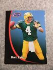 L#659 1998 Brett Favre, Green Bay Packers, Starting Line-up card, VG condition