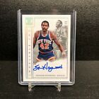 2017-18 Panini Impeccable SPENCER HAYWOOD Auto 49 Indelible Ink - KNICKS