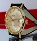 1966 Omega Seamaster DeVille.14K Bezel.Date.Automatic.Serviced.Free Shipping!