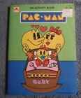 1983 Pac-Man Golden Activity Coloring Book