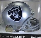 2015 Leaf Autographed Mini-Helmet Football 16
