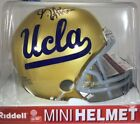 2015 Leaf Autographed Mini-Helmet Football 17